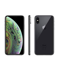 Apple iPhone Xs 512GB smartphone zwart, Grijs