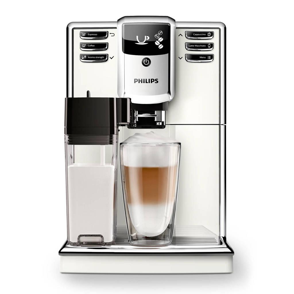 Philips EP5361/10 koffiemachine, Wit