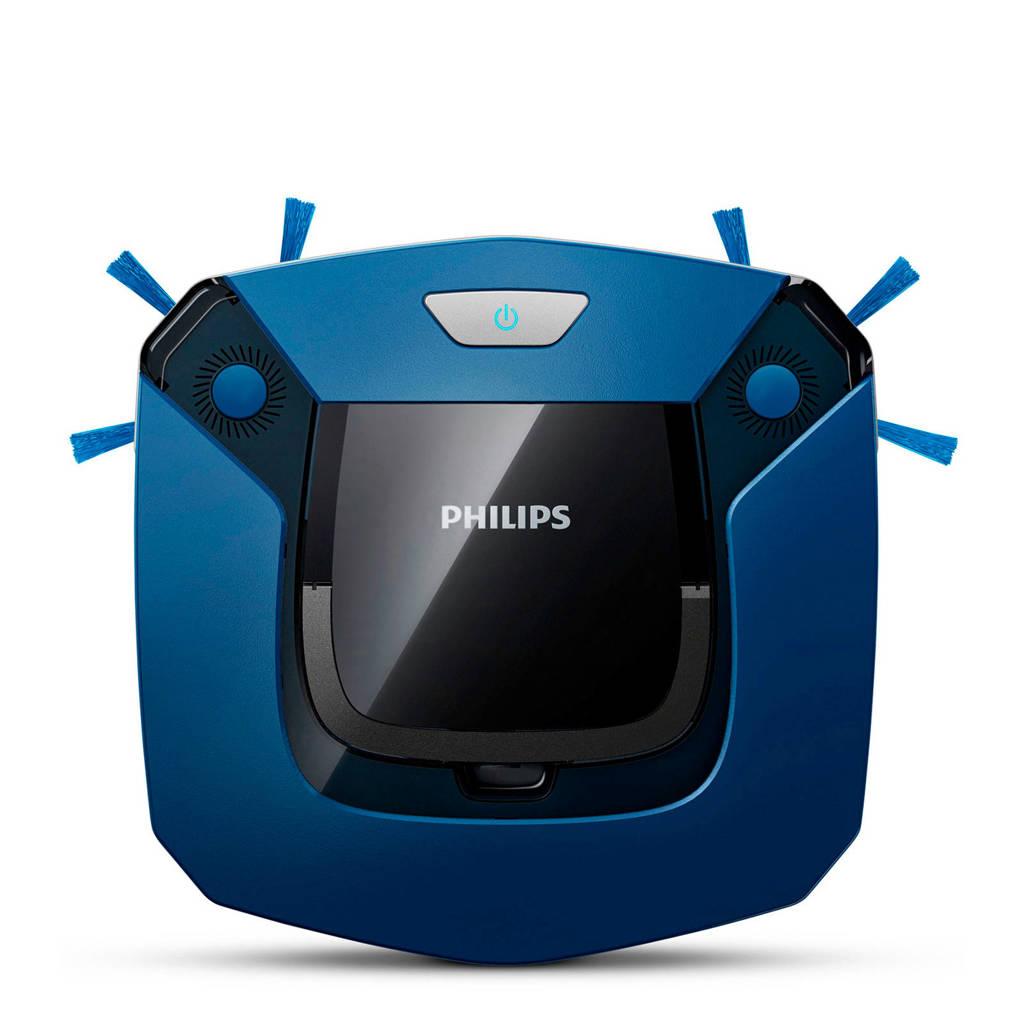 Philips FC8792/01 SmartPro Easy robotstofzuiger, DARK ROYAL BLUE