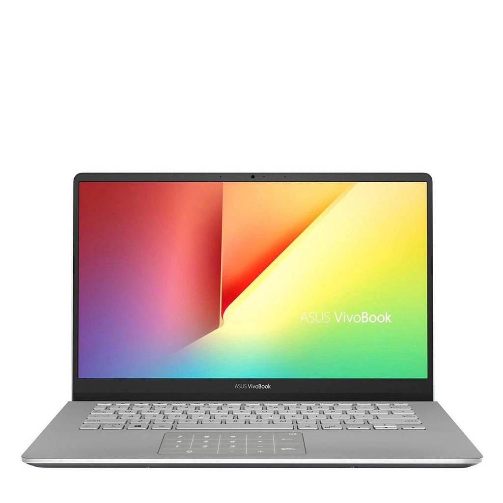 Asus S430UA-EB062T Vivobook laptop, Grijs, Metallic