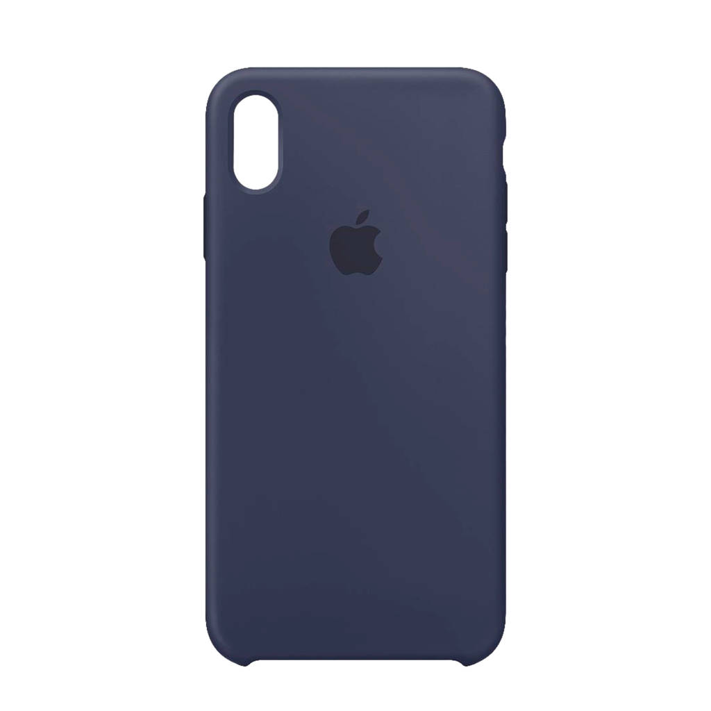 Apple MRWG2ZM/A iPhone XS Max backcover, Blauw