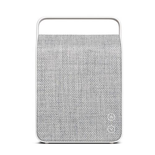 Vifa Oslo Bluetooth Speaker Lichtgrijs