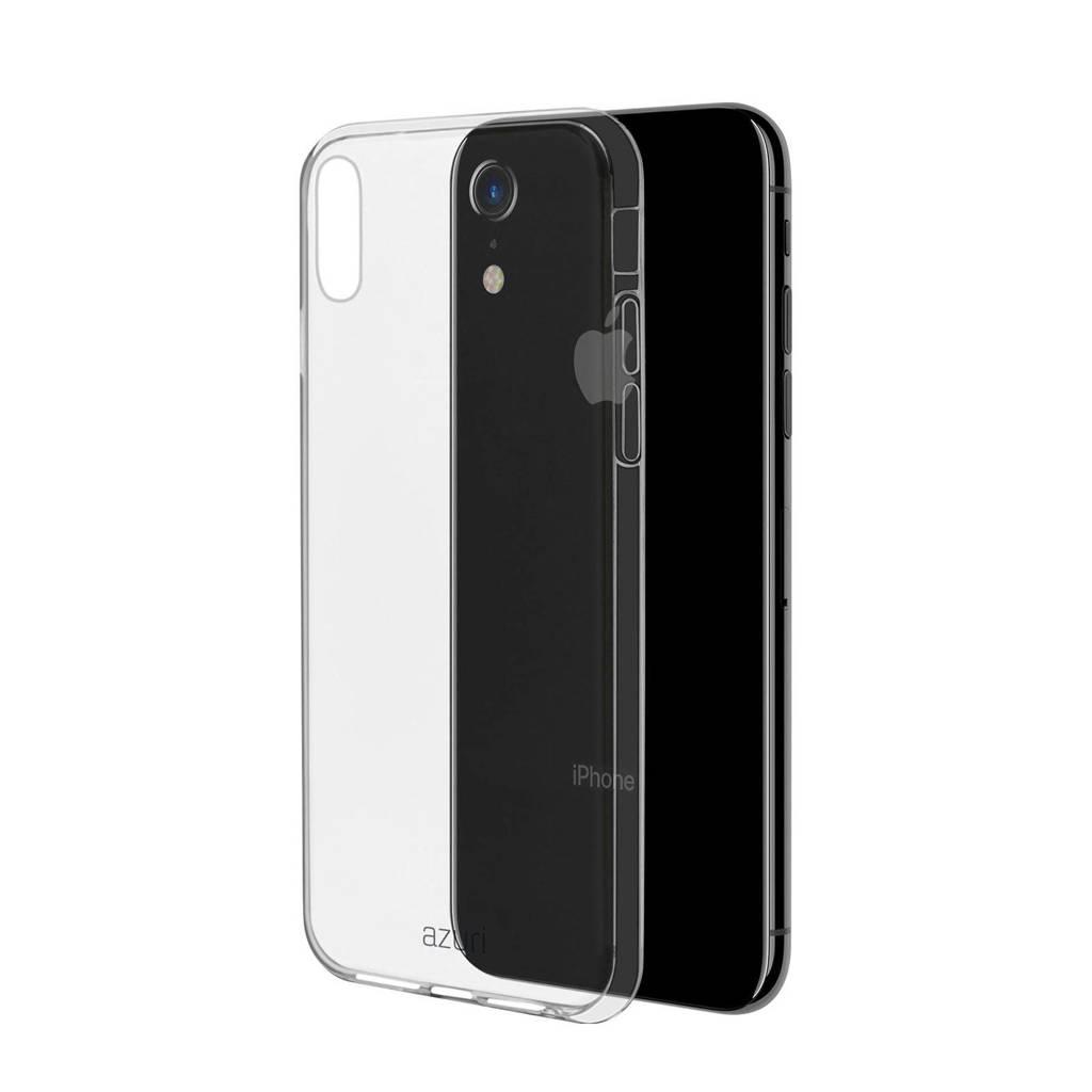 Azuri iPhone XR backcover, -
