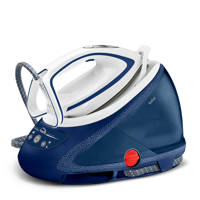 Tefal GV9580 Pro Express Ultimate Care stoomgenerator, Blauw, wit