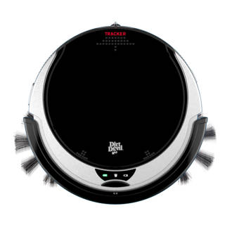 Tracker robotstofzuiger