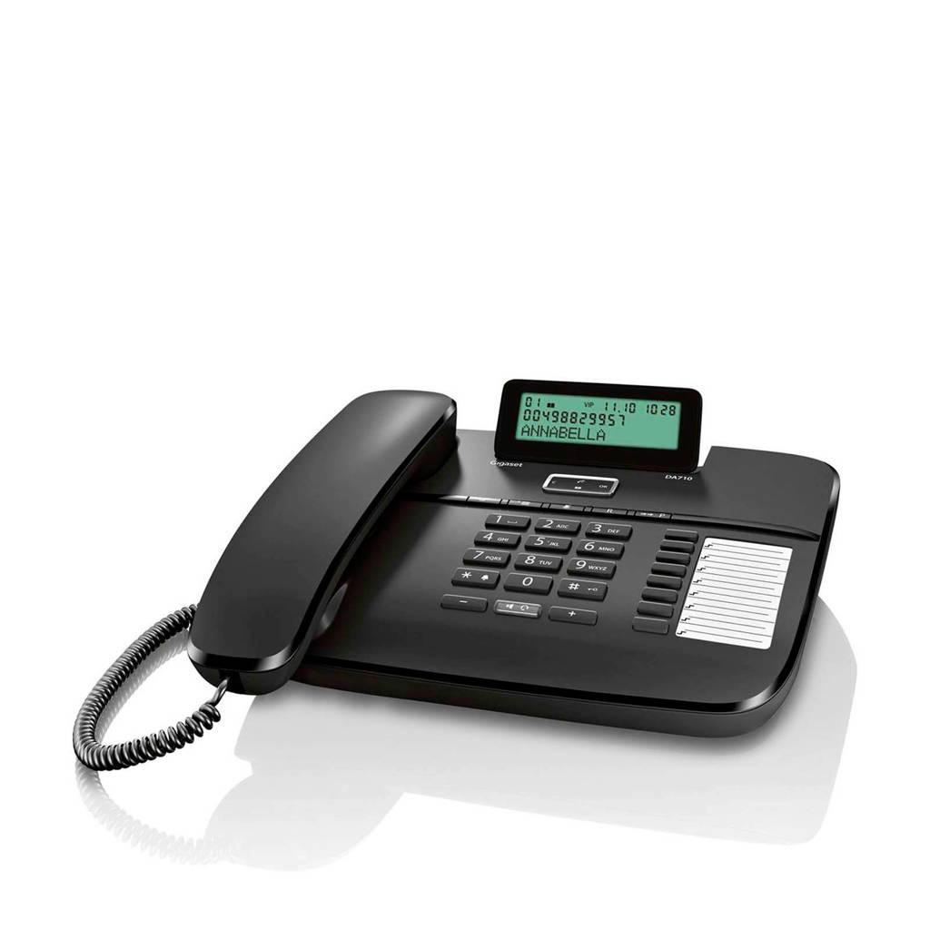 Gigaset DA710 analoge huistelefoon, Zwart