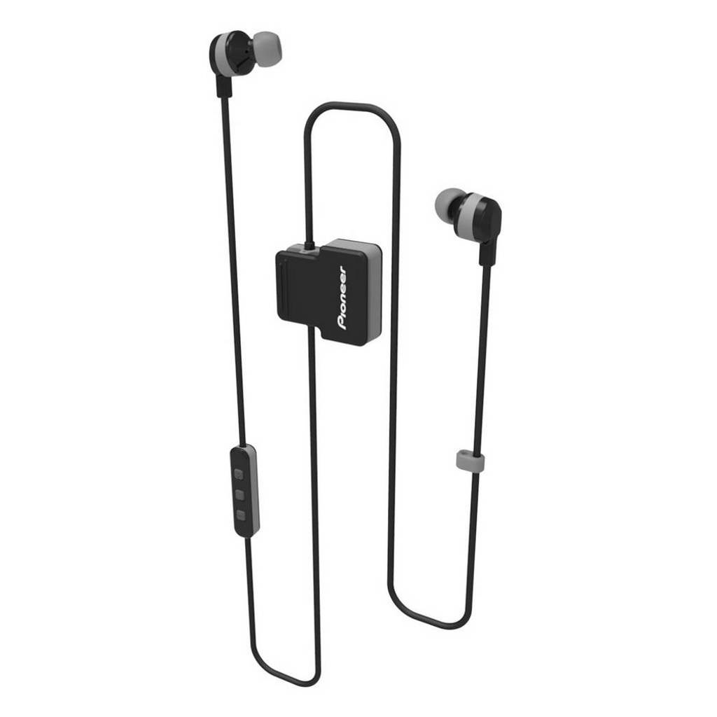 Pioneer In-ear bluetooth koptelefoon SE-CL5BT grijs