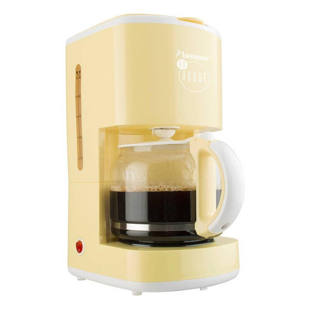 Bestron ACM300EVV koffiezetapparaat, Vanille
