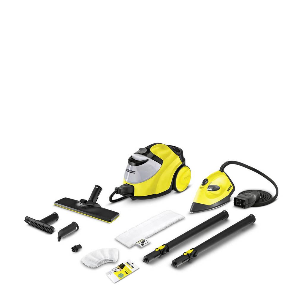 Kärcher SC5 Easyfix Iron Kit stoomreiniger, Geel