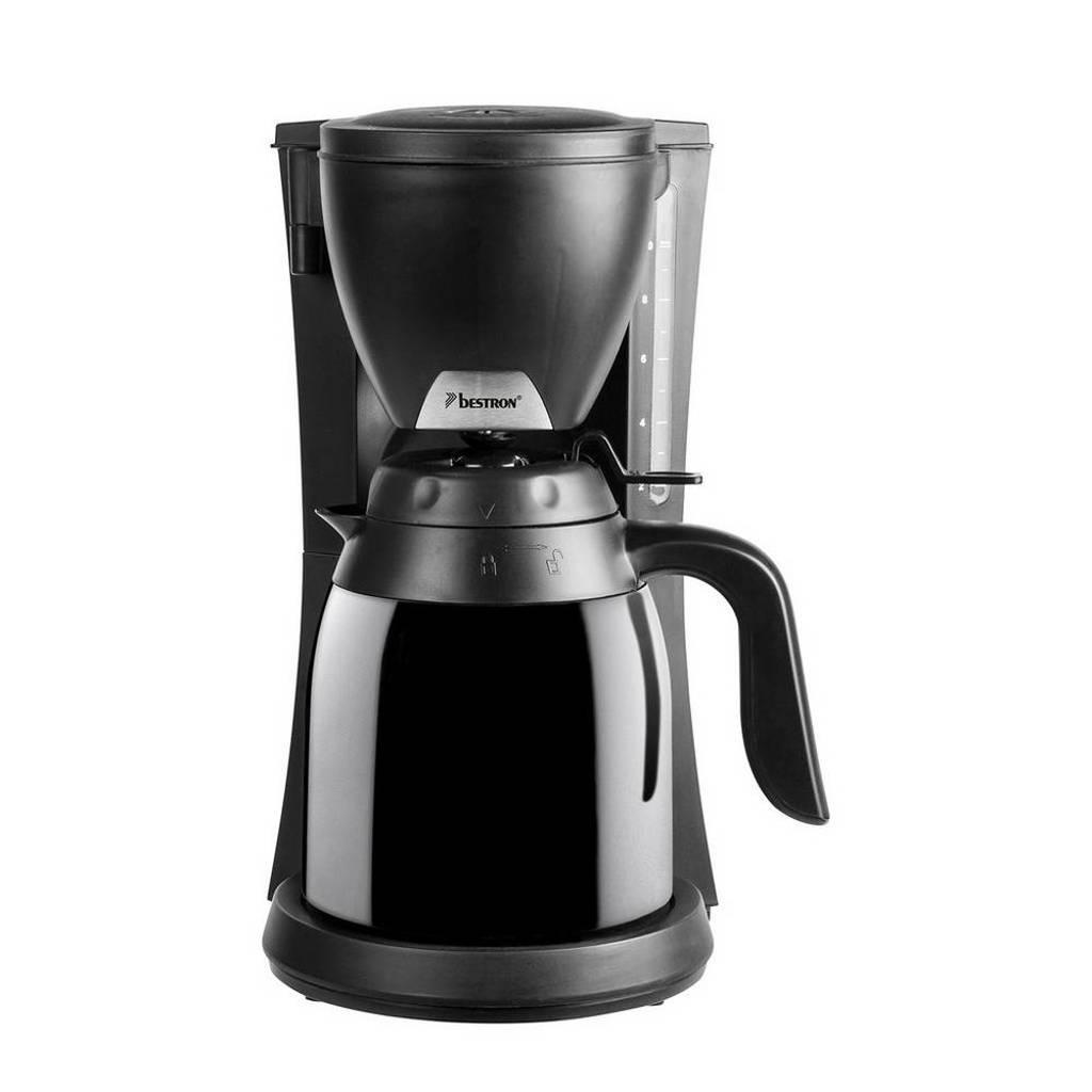 Bestron ACM730T koffiezetapparaat, Zwart