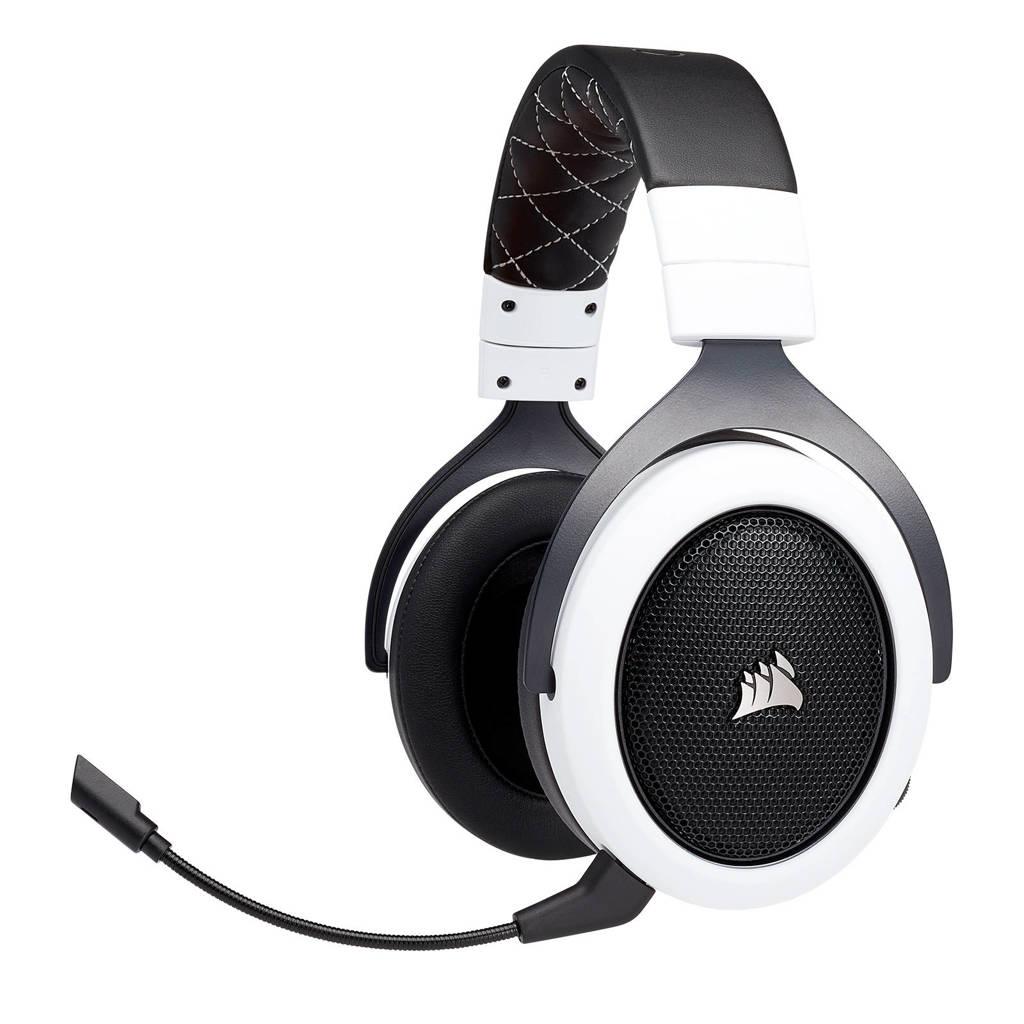 Corsair HS70 draadloze gaming headset, Draadloos, -