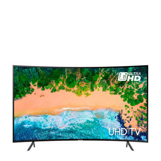 UE49NU7300 4K Ultra HD Curved Smart tv