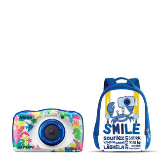 Nikon Coolpix W100 Backpack kit compact camera