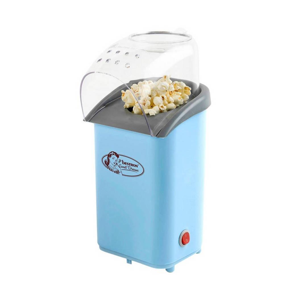 Bestron APC1003 popcornmaker, Blauw
