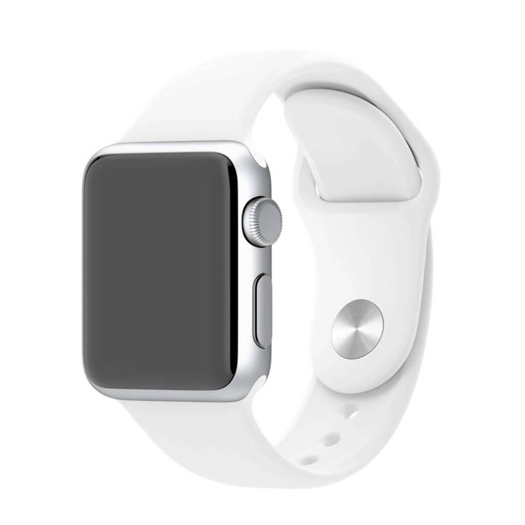 Apple Watch polsbandje 38mm, Zilver