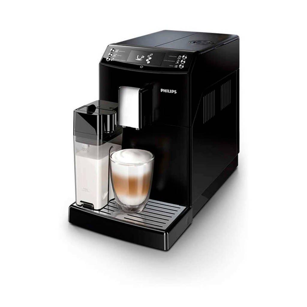 Philips EP3551/00 koffiemachine, Zwart