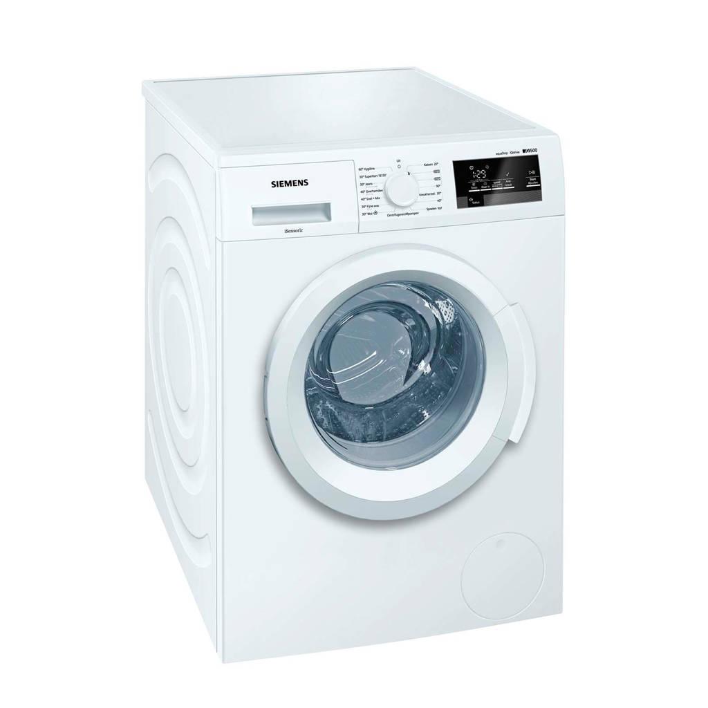 Siemens WMN16T3471 iSensoric wasmachine
