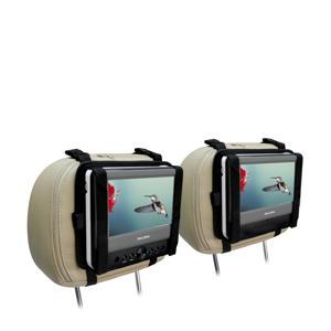 DVP7048 Twin duo portable DVD-speler met 7 inch schermen