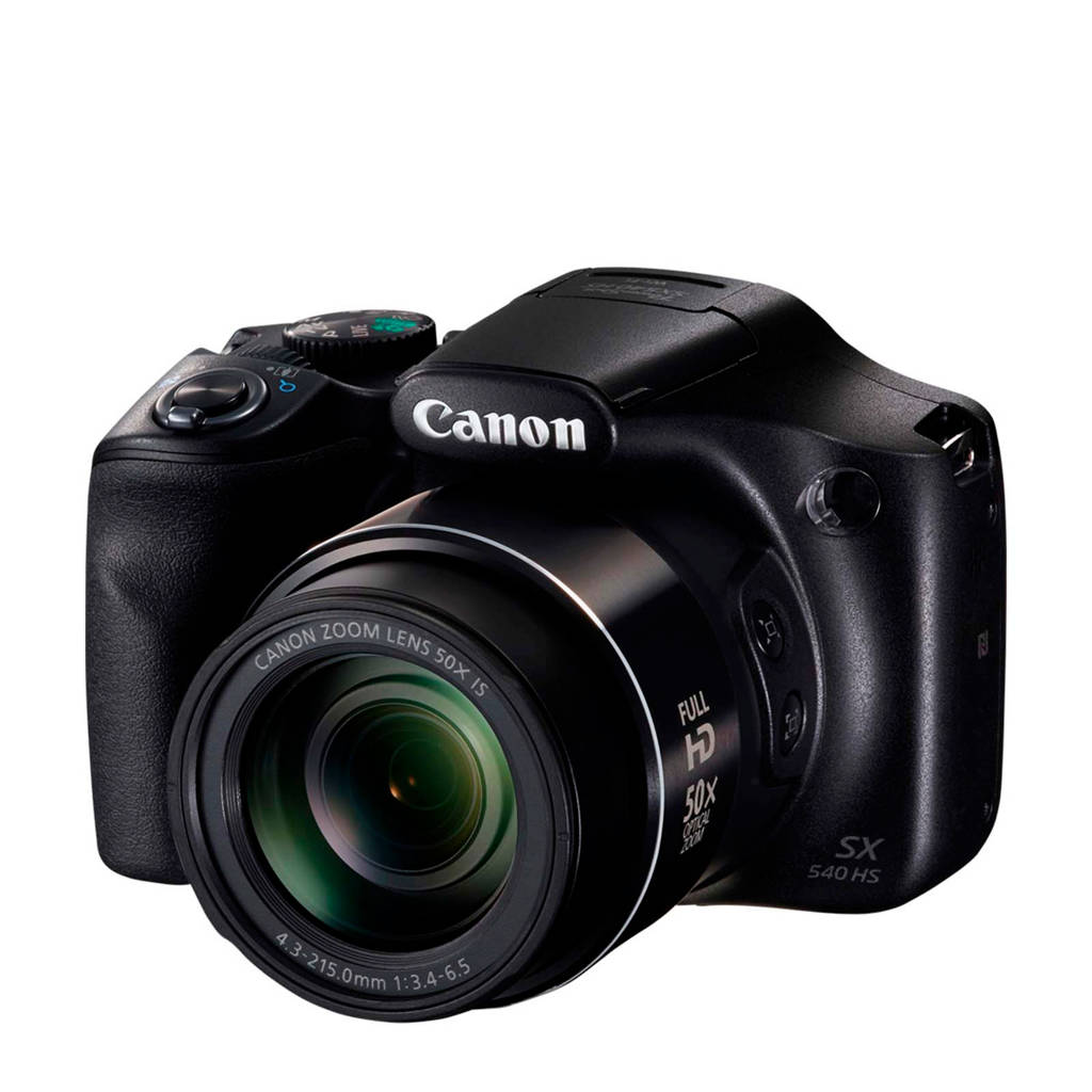 Canon PowerShot SX540 HS superzoom camera