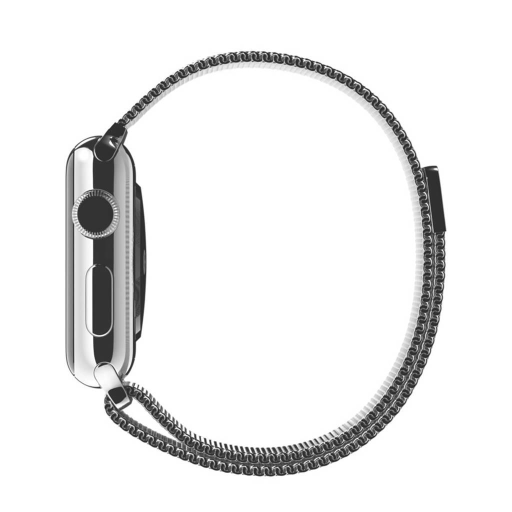 Apple Watch Milanees polsbandje, Zilver
