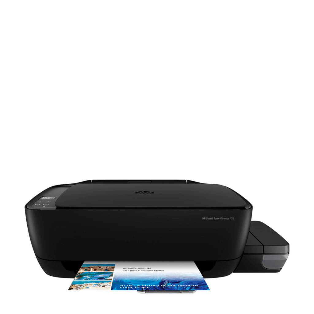 HP SMART TANK 455 All-in-one printer, Zwart