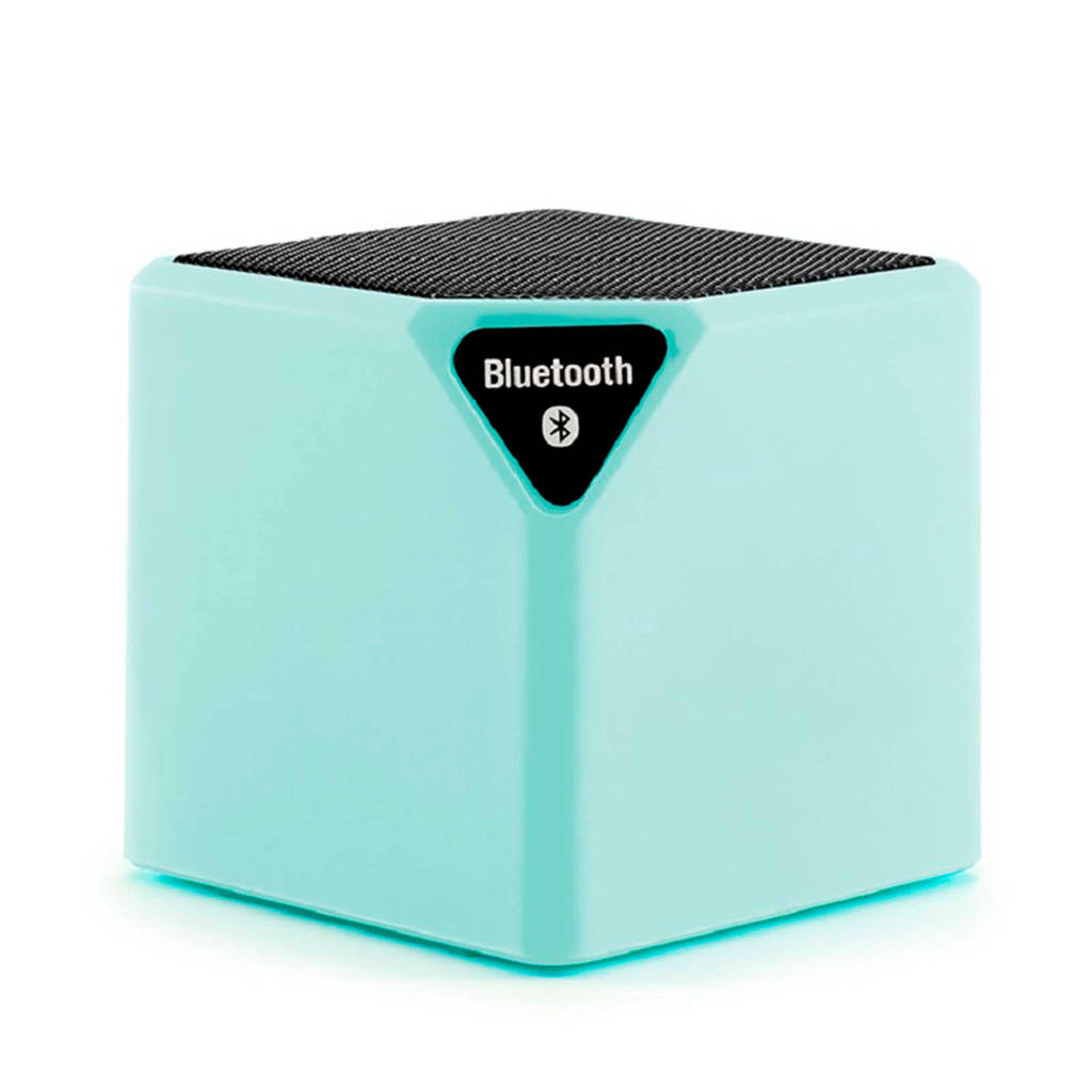 BigBen BT14V  Bluetooth speaker, Metallic,Turquoise