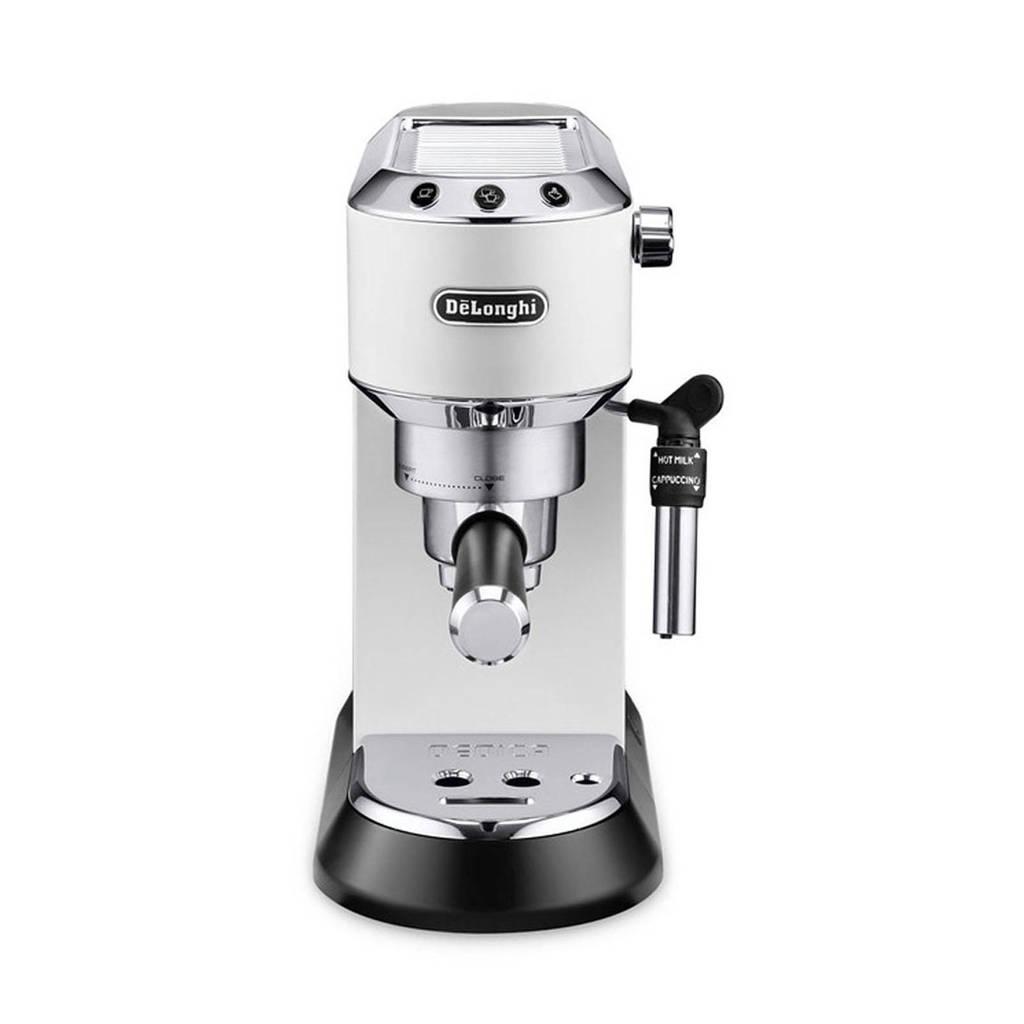 DeLonghi Dedica EC685.W espressomachine, Wit