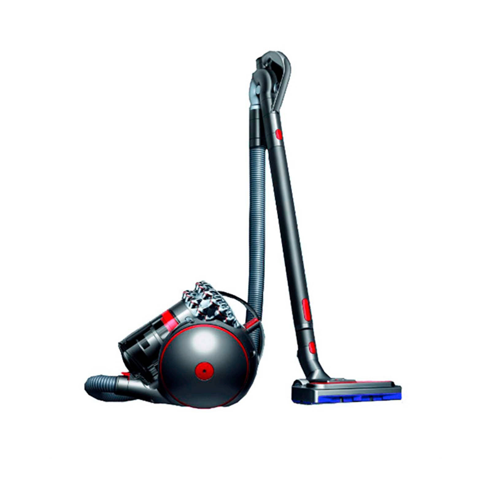 dyson cinetic big ball 2 absolute stofzakloze stofzuiger staal