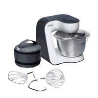 Bosch MUM54A00 keukenmachine, Black,Silver,White