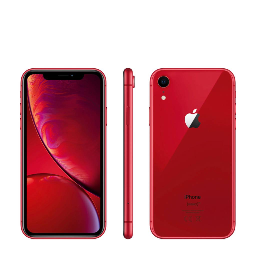 Apple iPhone Xr 64GB, Rood