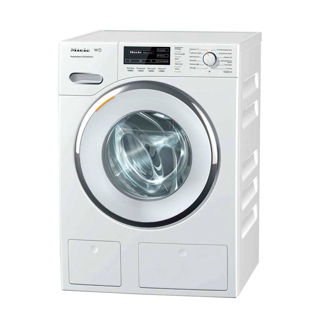 Miele WMH 122 WPS PWash 2.0 & TDos wasmachine