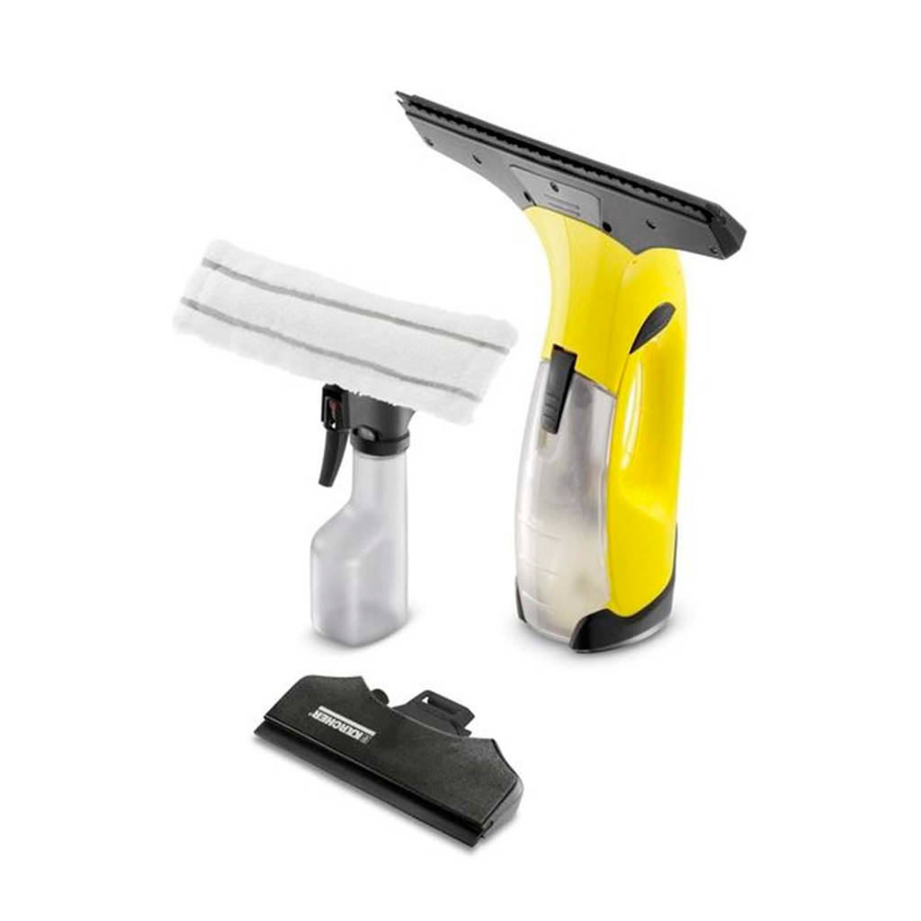 Kärcher Window Vac WV2 Premium Plus ruitenreiniger, Black,Yellow