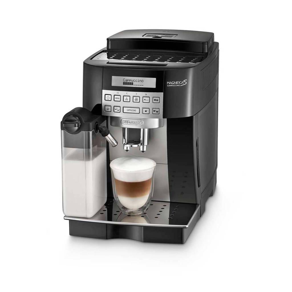 DeLonghi ECAM22.360.B koffiemachine, Zwart