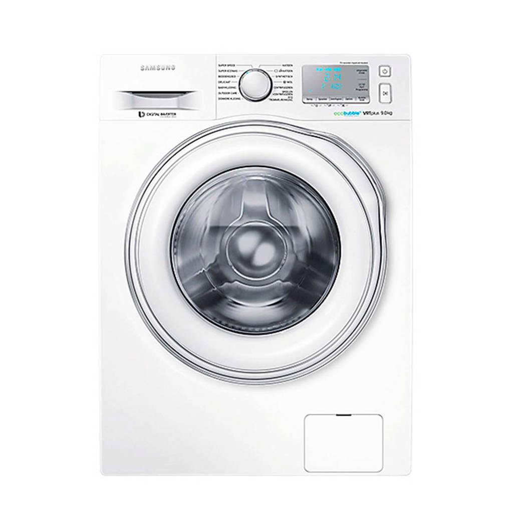Samsung WW90J6603EW/EN EcoBubble wasmachine