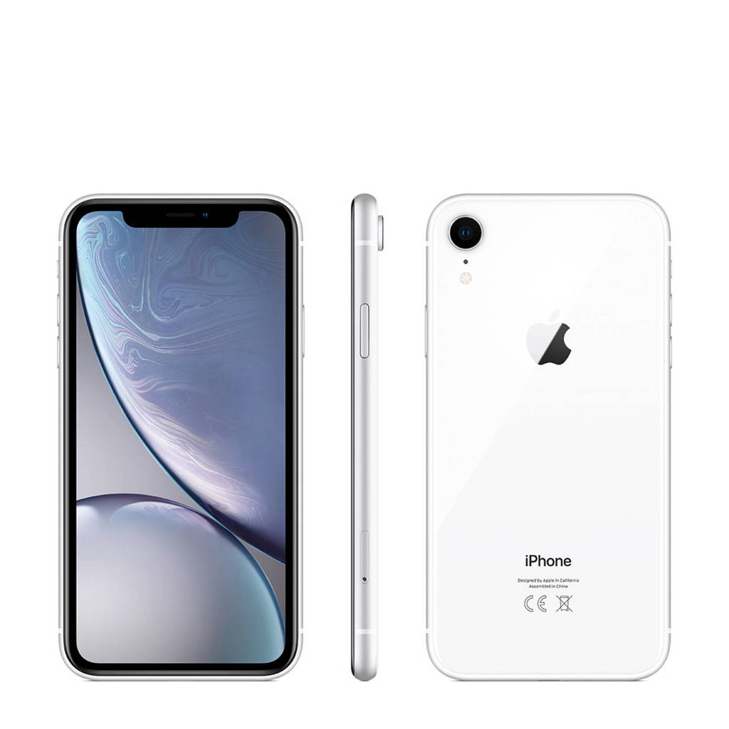 Apple iPhone Xr 128GB Wit, N.v.t.
