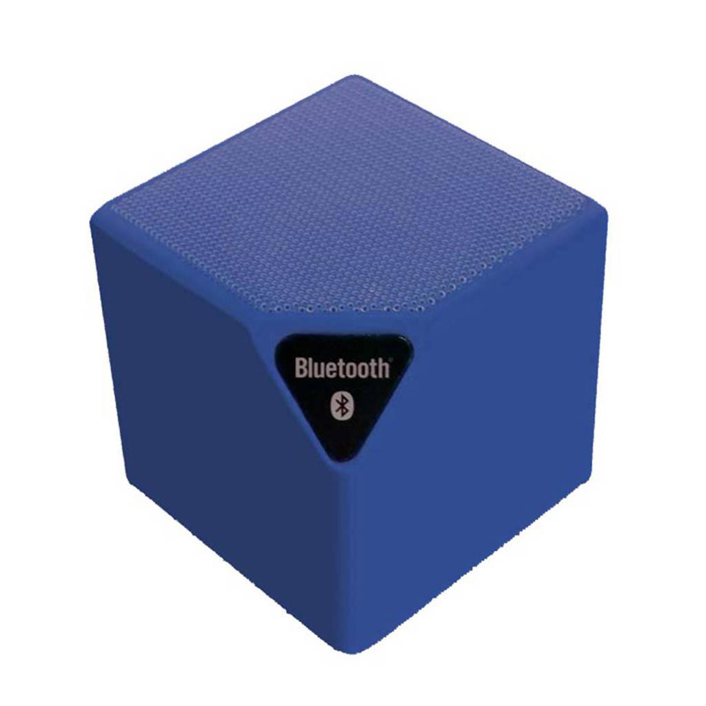 BigBen BT14BL  bluetooth speaker, Blauw