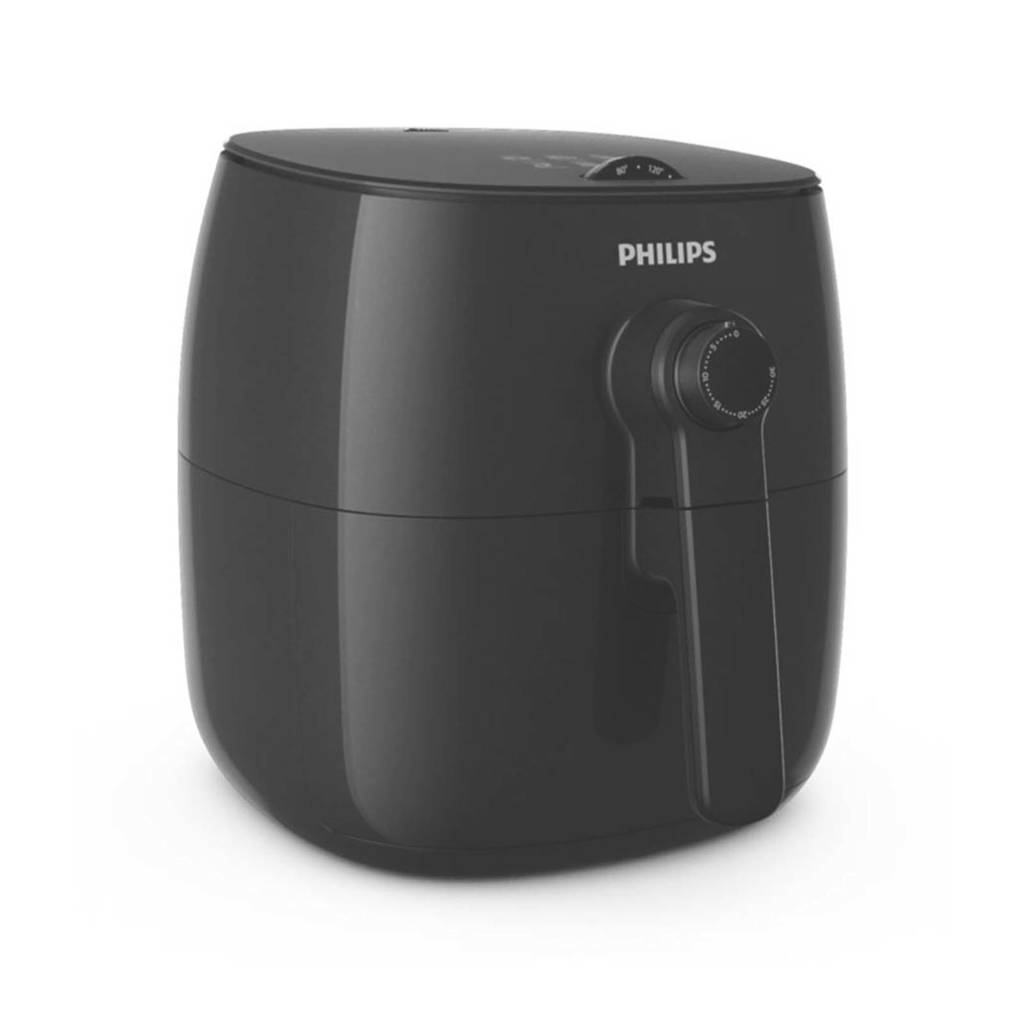 Philips HD9621/90 Viva Collection Airfryer, Zwart