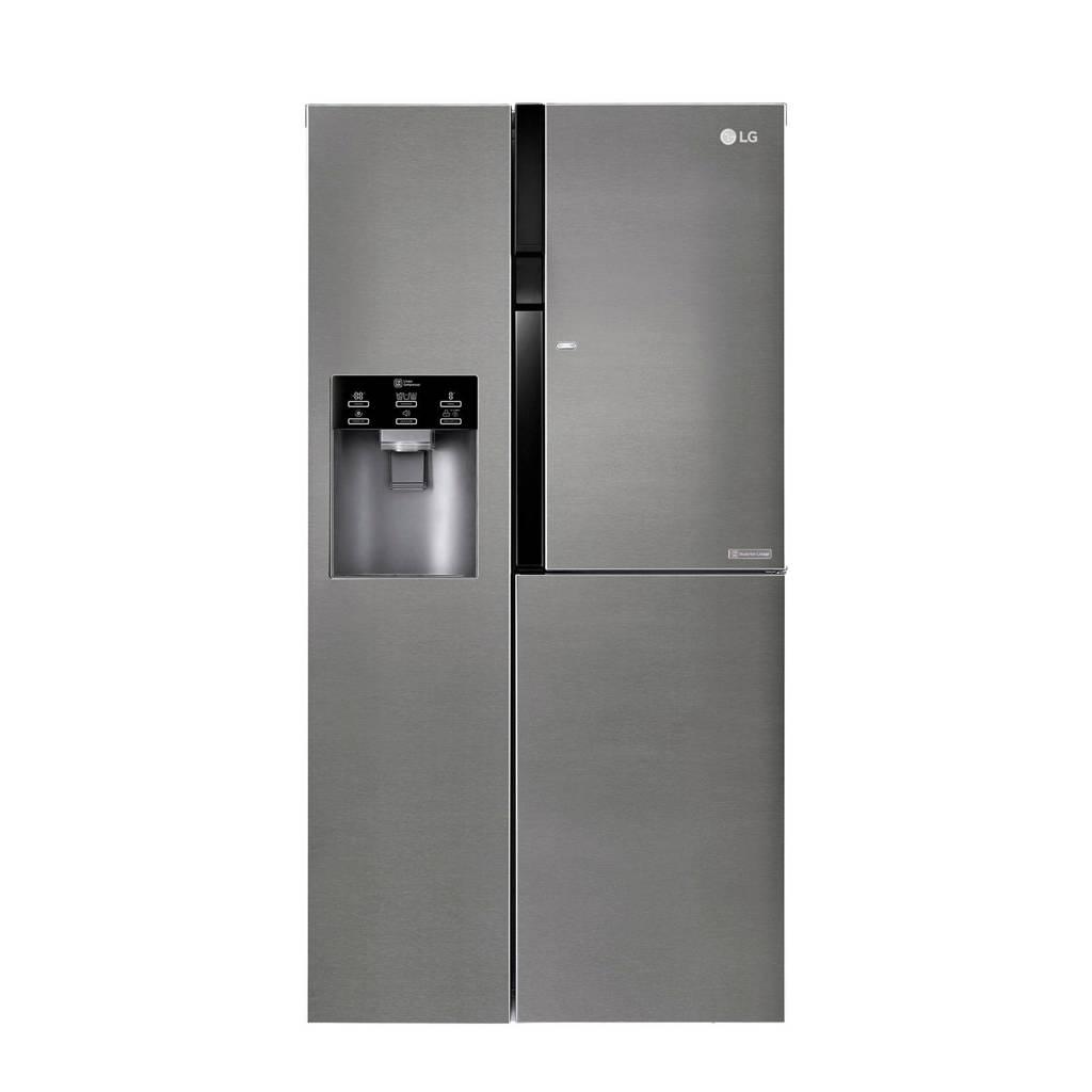 LG GSJ361DIDV door-in-door koelkast, Roestvrijstaal