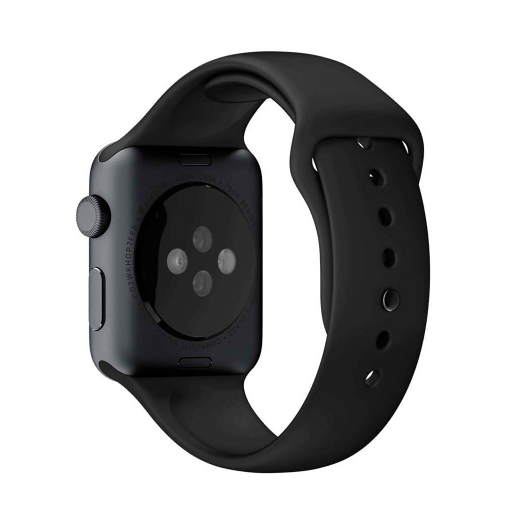 Apple Watch polsbandje 42mm, Zwart