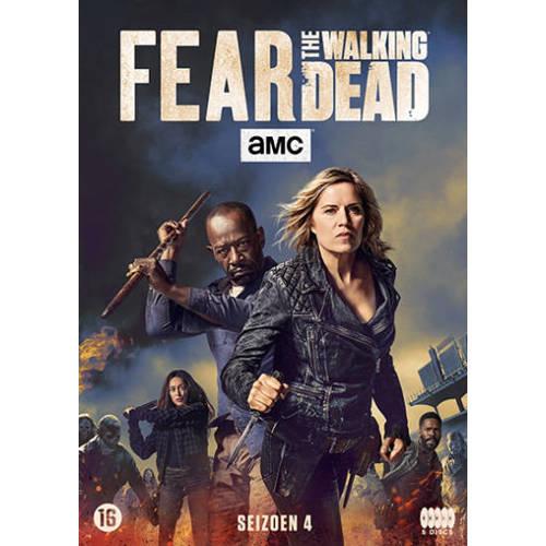 Fear the walking dead - Seizoen 4 (DVD) kopen