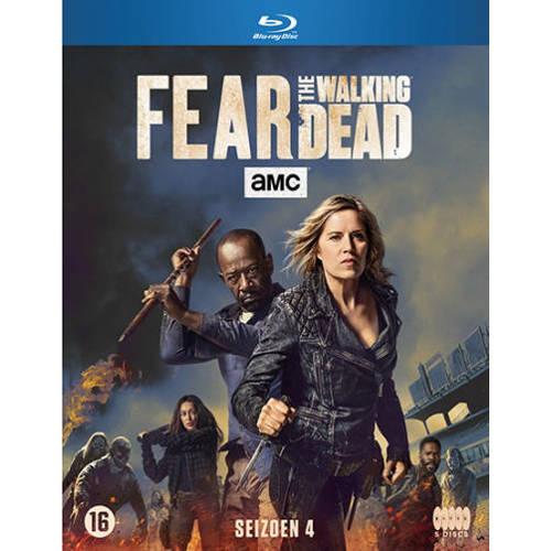 Fear the walking dead - Seizoen 4 (Blu-ray) kopen