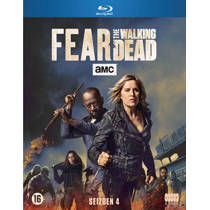 Fear the walking dead - Seizoen 4 (Blu-ray)