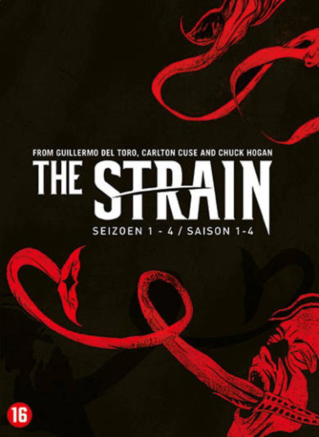 Strain - Complete collection (DVD)