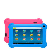 Denver  kindertablet 8GB 9 inch, Blauw, roze