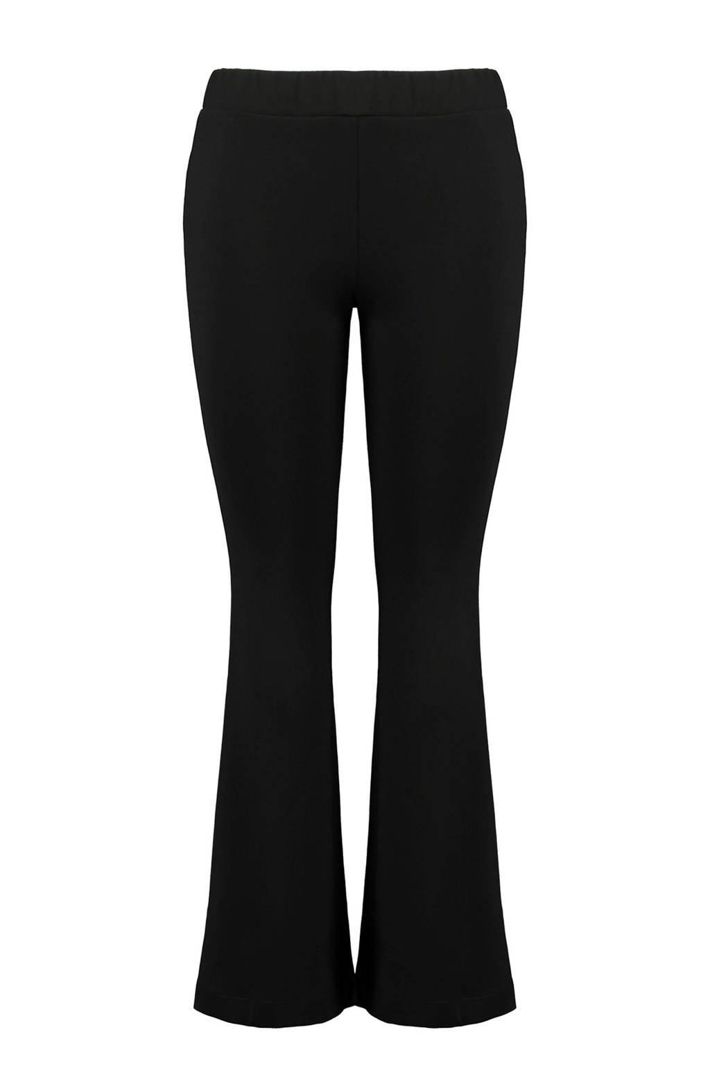 MS Mode tregging zwart, Zwart