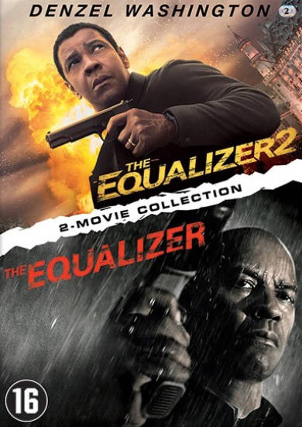 Equalizer 1&2  (DVD)