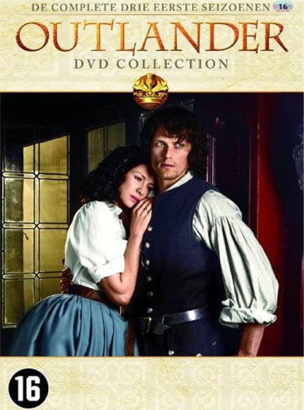Outlander - Seizoen 1-3 (DVD)