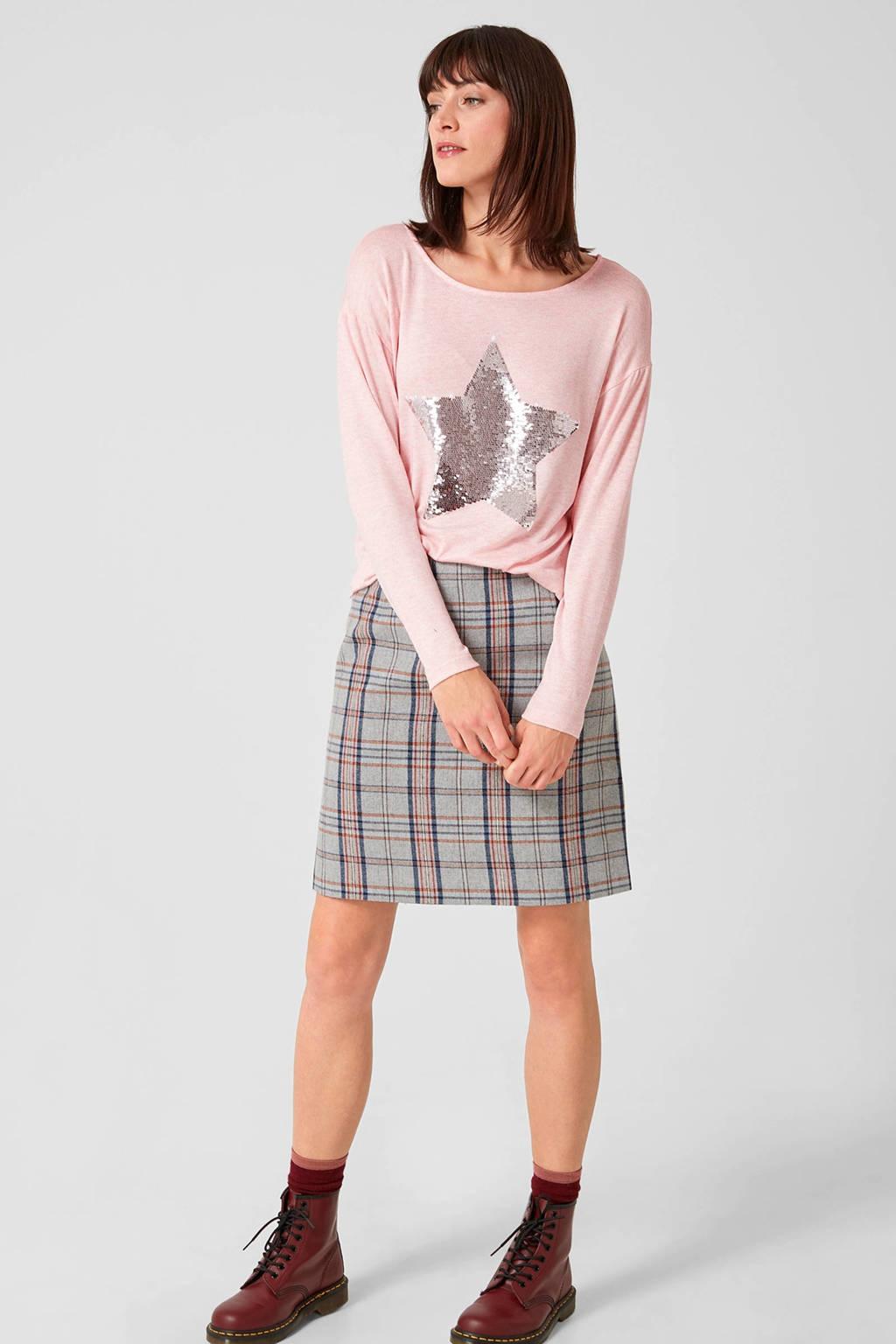 Met shirt Ster S Roze olivert E1wyfB