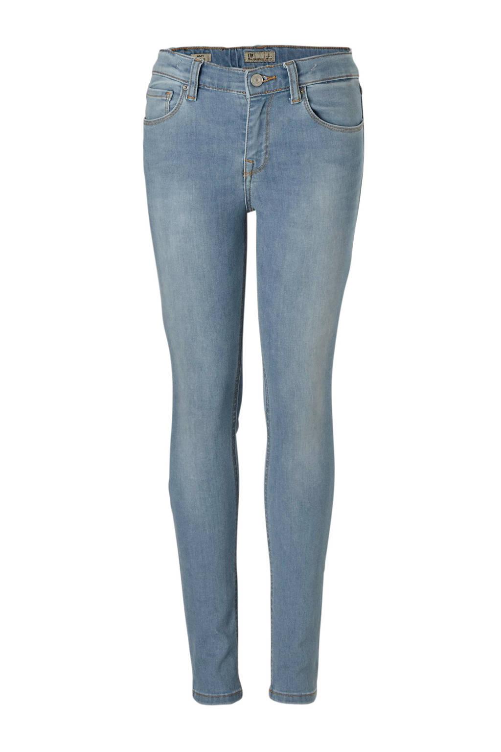 LTB skinny fit jeans Amy lichtblauw, Lichtblauw (Muira wash)