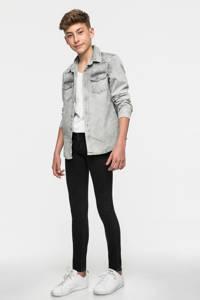 LTB skinny fit jeans Ravi zwart, Zwart (mirah wash)